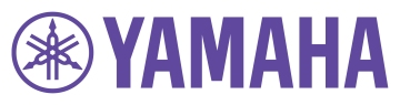 Yamaha logo purple 2017